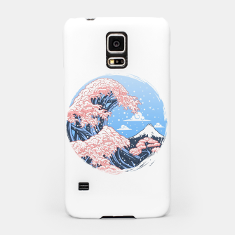 Thumbnail image of Wave Cherry Tree Carcasa por Samsung, Live Heroes