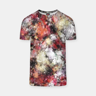 Thumbnail image of Thermal fractures T-shirt, Live Heroes