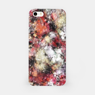 Thumbnail image of Thermal fractures iPhone Case, Live Heroes