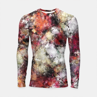 Thumbnail image of Thermal fractures Longsleeve rashguard , Live Heroes