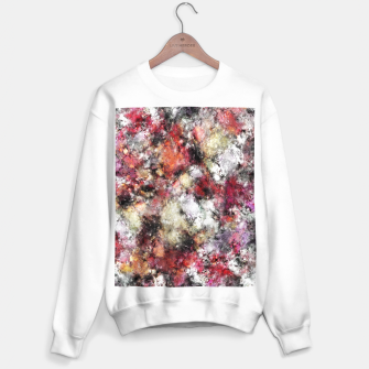Miniaturka Thermal fractures Sweater regular, Live Heroes
