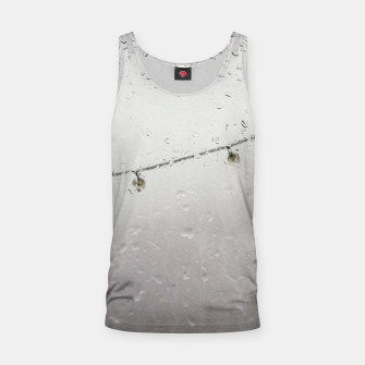 Thumbnail image of Rain drops... Tank Top, Live Heroes
