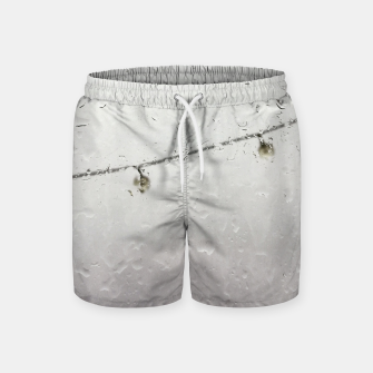 Thumbnail image of Rain drops... Swim Shorts, Live Heroes