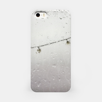 Thumbnail image of Rain drops... iPhone Case, Live Heroes