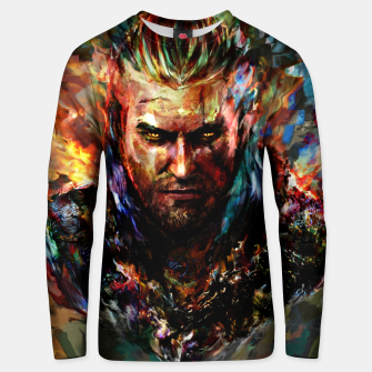 Thumbnail image of witcher Unisex sweater, Live Heroes