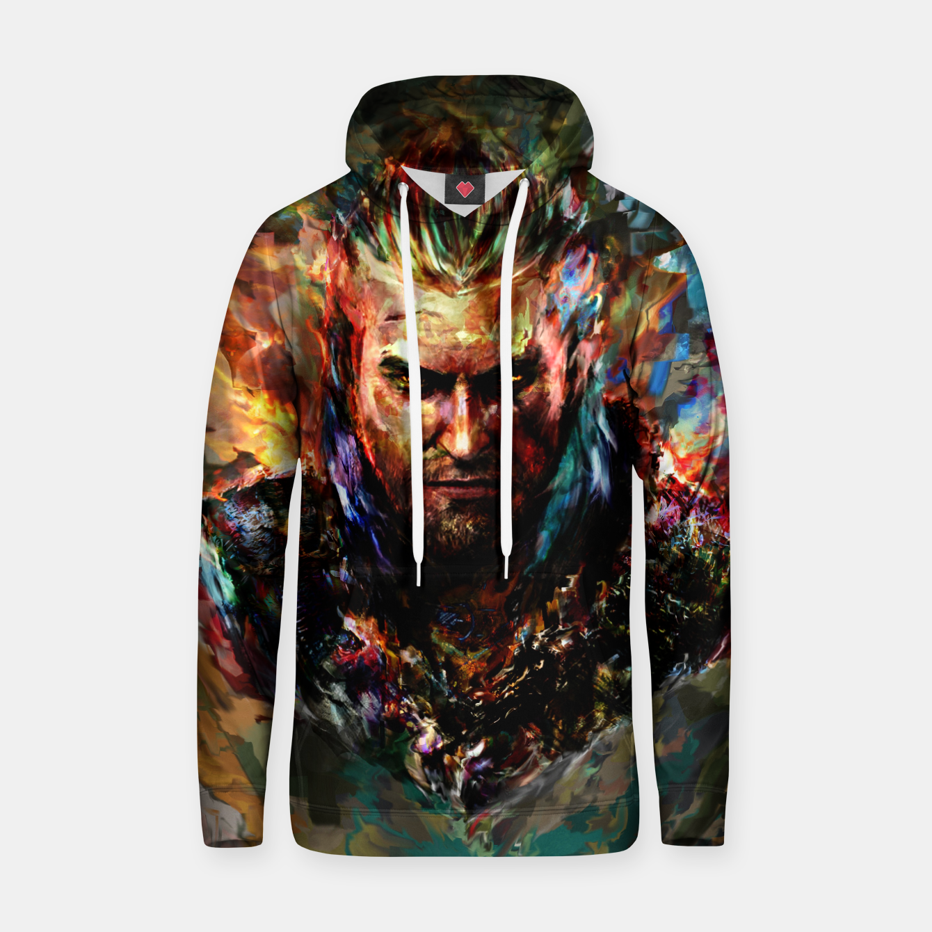 Image of witcher Hoodie - Live Heroes
