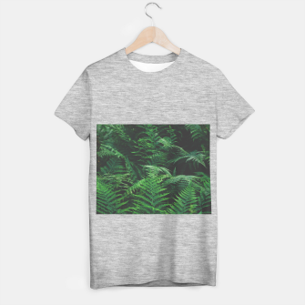Fern T-shirt regular Bild der Miniatur