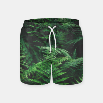 Thumbnail image of Fern Swim Shorts, Live Heroes