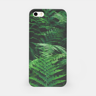 Miniatur Fern iPhone Case, Live Heroes