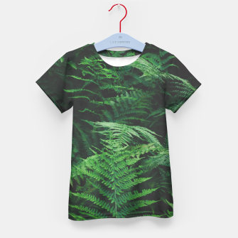 Thumbnail image of Fern Kid's t-shirt, Live Heroes