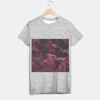 Fern 2 T-shirt regular Bild der Miniatur