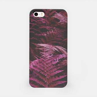 Miniatur Fern 2 iPhone Case, Live Heroes