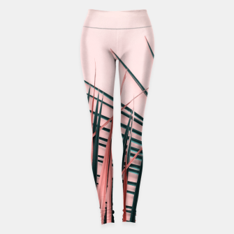 Thumbnail image of Paradise leaf Leggings, Live Heroes