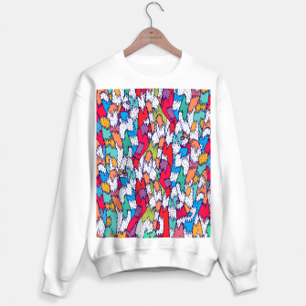Miniatur Cat Tails Sweater regular, Live Heroes