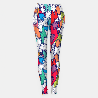 Miniatur Cat Tails Leggings, Live Heroes