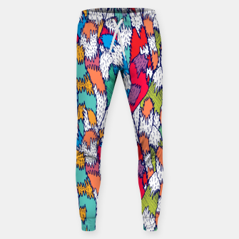 Thumbnail image of Cat Tails Sweatpants, Live Heroes