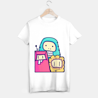 Miniature de image de Little monsters T-shirt regular, Live Heroes