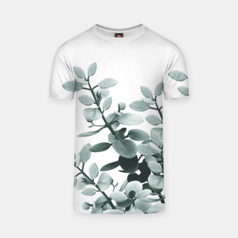 Miniaturka Eucalyptus Leaves Green Vibes #1 #foliage #decor #art  T-Shirt, Live Heroes
