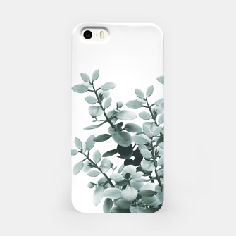 Thumbnail image of Eucalyptus Leaves Green Vibes #1 #foliage #decor #art  iPhone-Hülle, Live Heroes