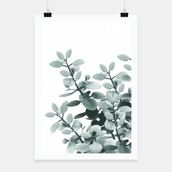 Thumbnail image of Eucalyptus Leaves Green Vibes #1 #foliage #decor #art  Plakat, Live Heroes