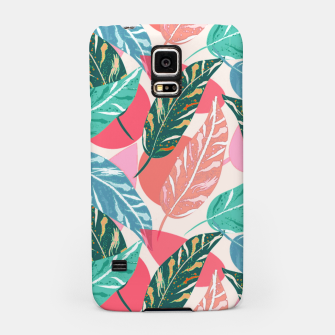 Thumbnail image of Painted Leaves Samsung Case, Live Heroes