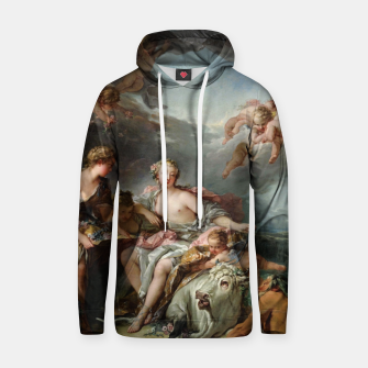 Thumbnail image of The Rape of Europa by François Boucher Hoodie, Live Heroes