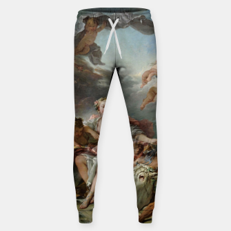 Thumbnail image of The Rape of Europa by François Boucher Sweatpants, Live Heroes