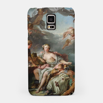 Thumbnail image of The Rape of Europa by François Boucher Samsung Case, Live Heroes