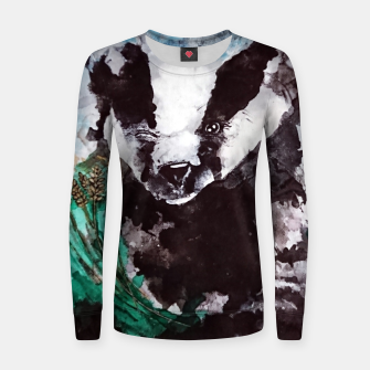 Thumbnail image of Wink WInk Women sweater, Live Heroes