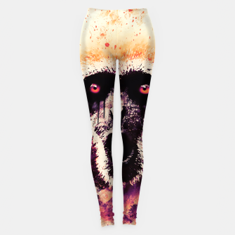 Thumbnail image of monkey 2 wslsh Leggings, Live Heroes