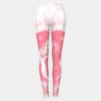 Thumbnail image of monkey 2 wspw Leggings, Live Heroes