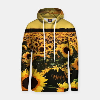 Thumbnail image of SunFlowers Sudadera con capucha, Live Heroes