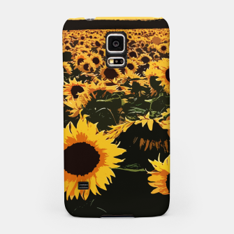 Thumbnail image of SunFlowers Carcasa por Samsung, Live Heroes