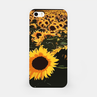 SunFlowers Carcasa por Iphone thumbnail image