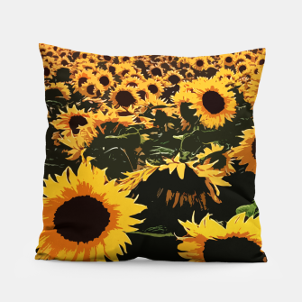 Thumbnail image of SunFlowers Almohada, Live Heroes