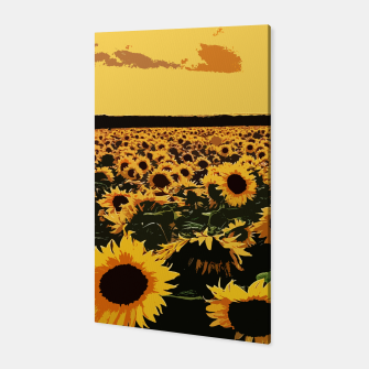 SunFlowers Canvas thumbnail image