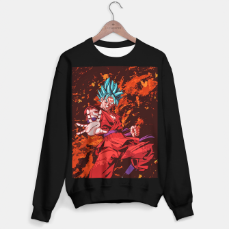 Thumbnail image of Kai Warrior Sudadera regular, Live Heroes