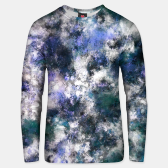 Thumbnail image of The silent blue decay Unisex sweater, Live Heroes