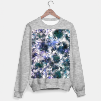Thumbnail image of The silent blue decay Sweater regular, Live Heroes