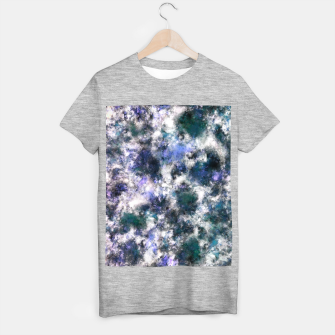 Thumbnail image of The silent blue decay T-shirt regular, Live Heroes