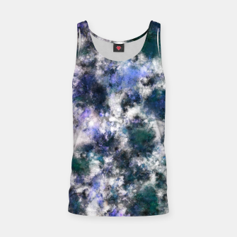 Thumbnail image of The silent blue decay Tank Top, Live Heroes