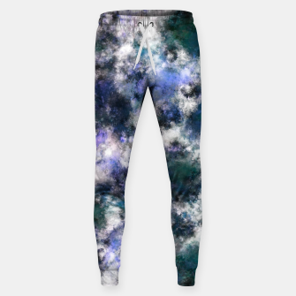 Thumbnail image of The silent blue decay Sweatpants, Live Heroes