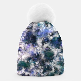 Thumbnail image of The silent blue decay Beanie, Live Heroes