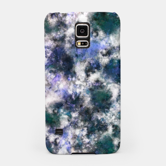 Thumbnail image of The silent blue decay Samsung Case, Live Heroes