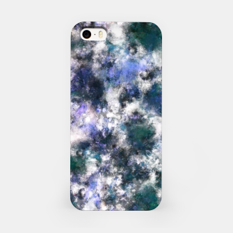 Thumbnail image of The silent blue decay iPhone Case, Live Heroes