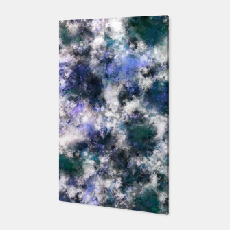 Thumbnail image of The silent blue decay Canvas, Live Heroes
