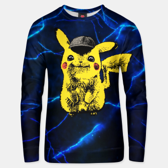 Thumbnail image of Pikachu Unisex sweater, Live Heroes