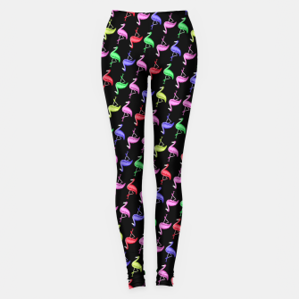 Thumbnail image of FLAMINGO COLORS Leggings, Live Heroes