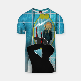 Imagen en miniatura de PSICOSIS with THE SCREAM Camiseta, Live Heroes