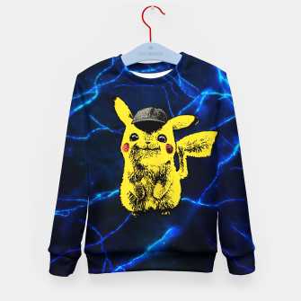 Pikachu Kid's sweater thumbnail image
